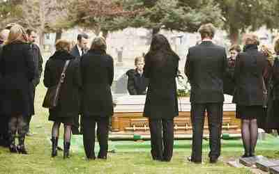 The Cost of a Funeral…
