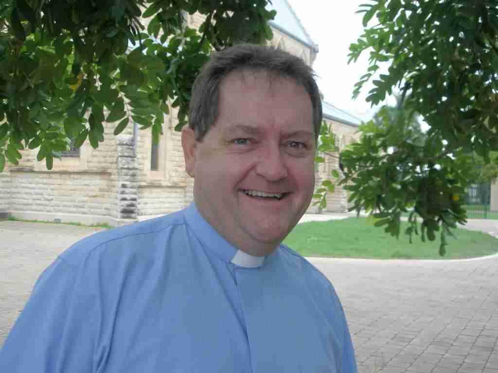 Rev. John Coleman