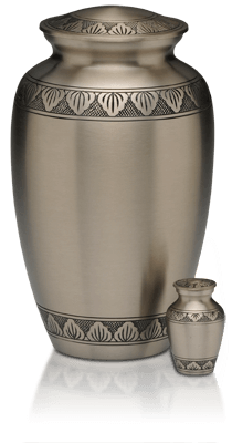 Silver Dove Cremation Urns 4