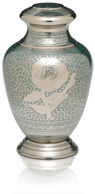 Silver Dove Cremation Urns 5