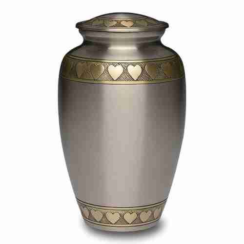 Silver Dove Cremation Urns 9