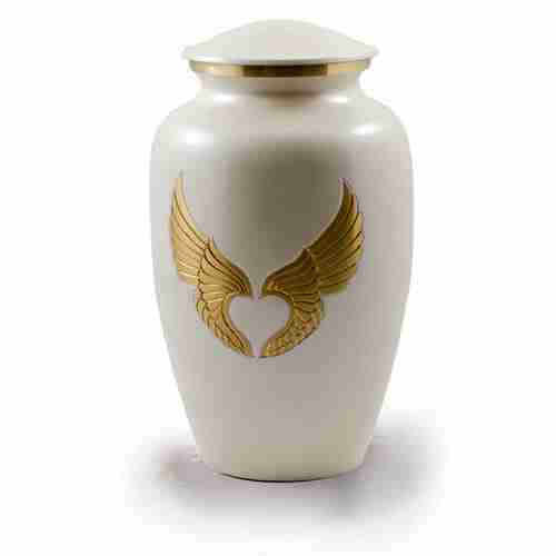 Silver Dove Cremation urns 10