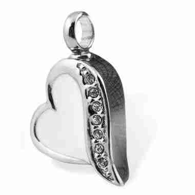 Silver Dove Funerals Cremation Jewellery 3