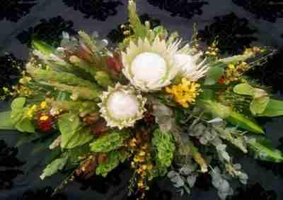 Silver Dove Funerals Floral Tribute 10
