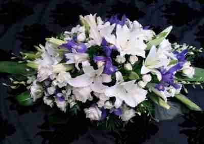 Silver Dove Funerals Floral Tribute 11