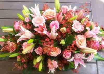 Silver Dove Funerals Floral Tribute 7