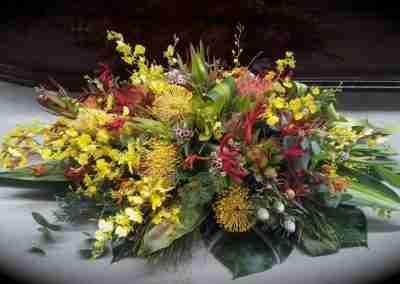 Silver Dove Funerals Floral Tribute 8