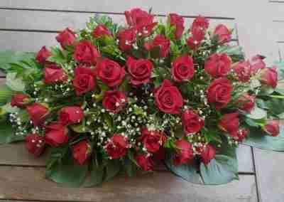 Silver Dove Funerals Floral Tribute 9