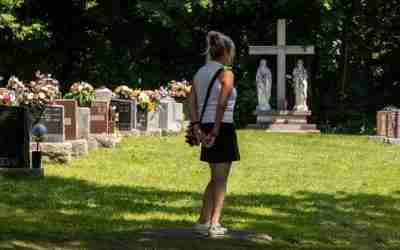 Talking to children about the loss of a loved one